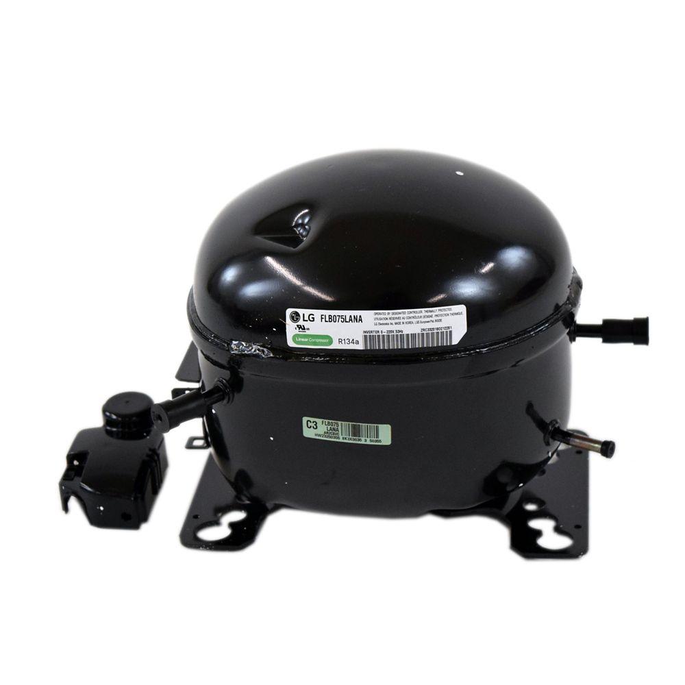 Lg Lmxs30776s Compressor - Genuine Oem