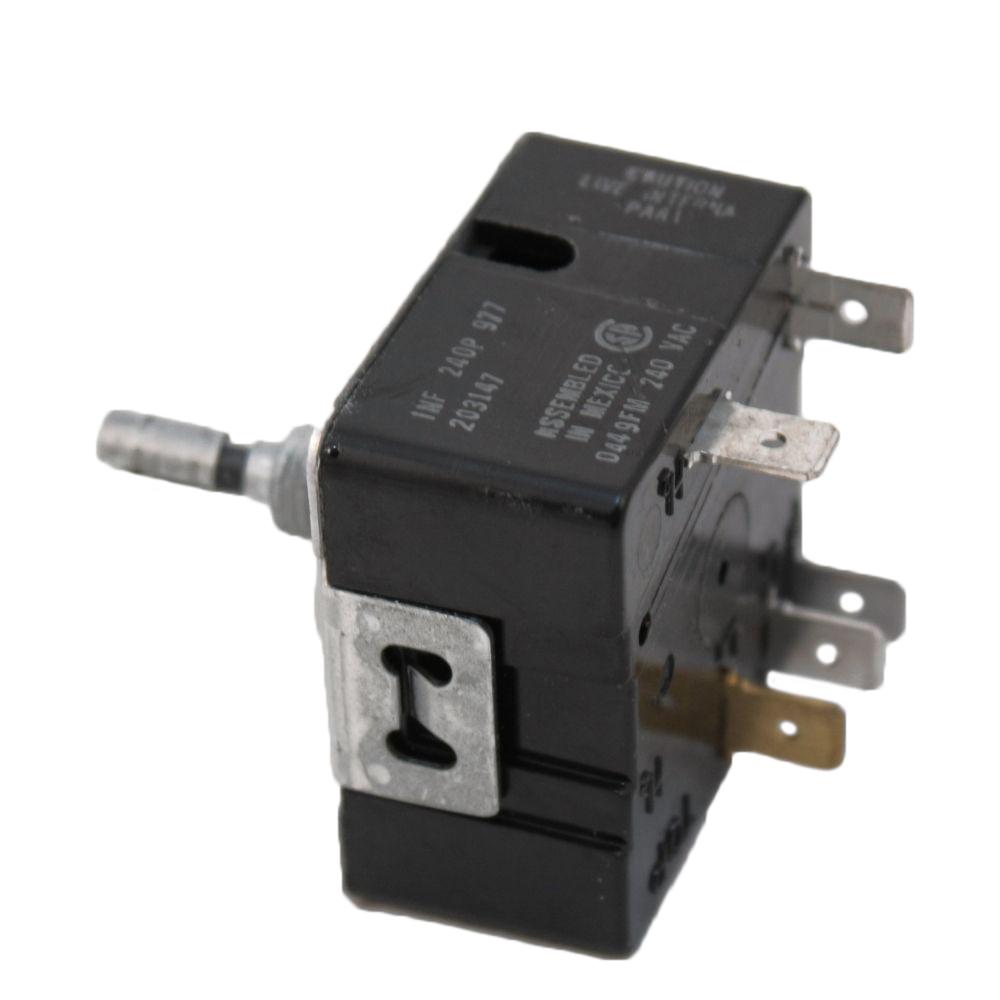 Jenn-air C228 Surface Element Control Switch  Front Left