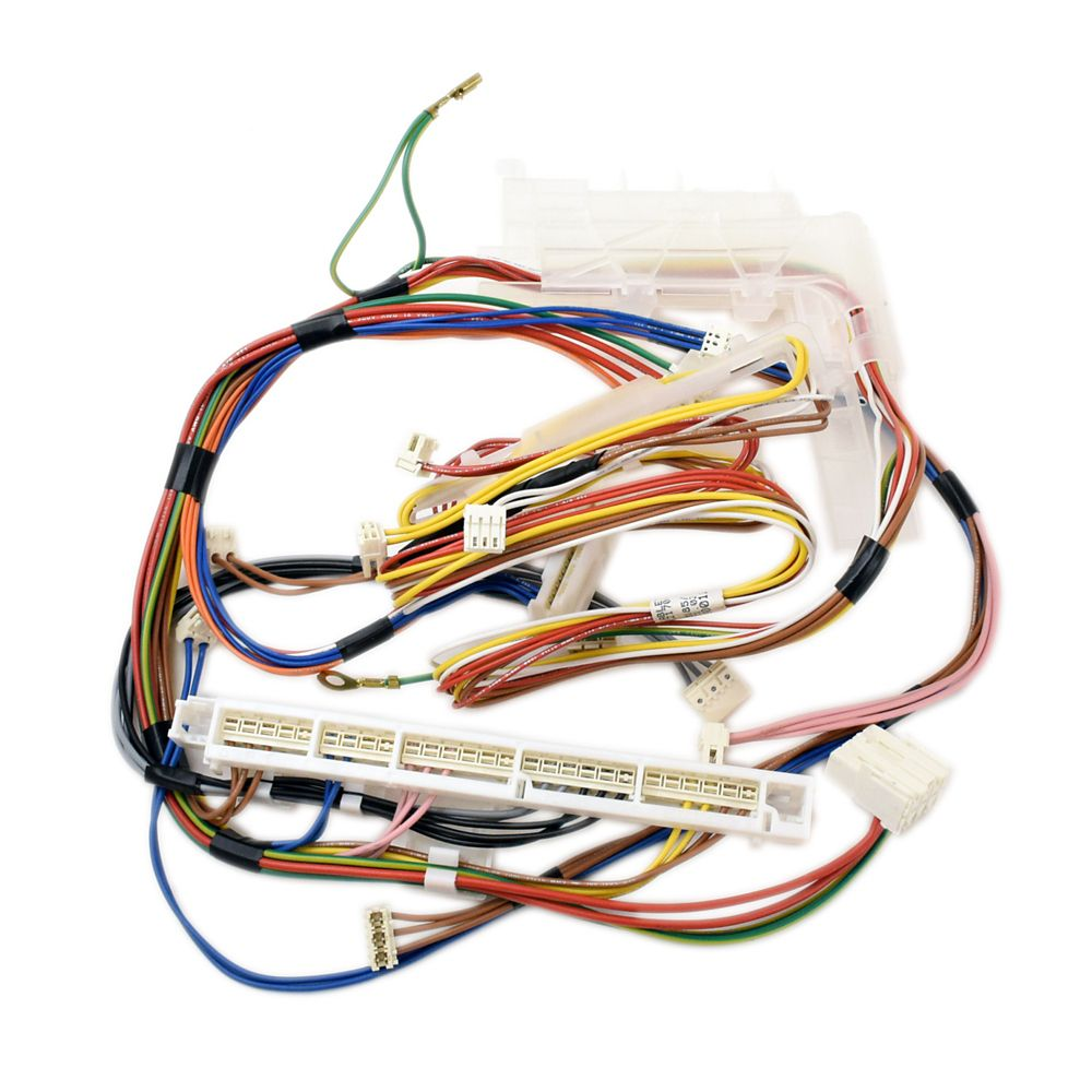 Bosch SHE863WF5N/01 Main Wire Harness - Genuine OEMGenuine Replacement Parts