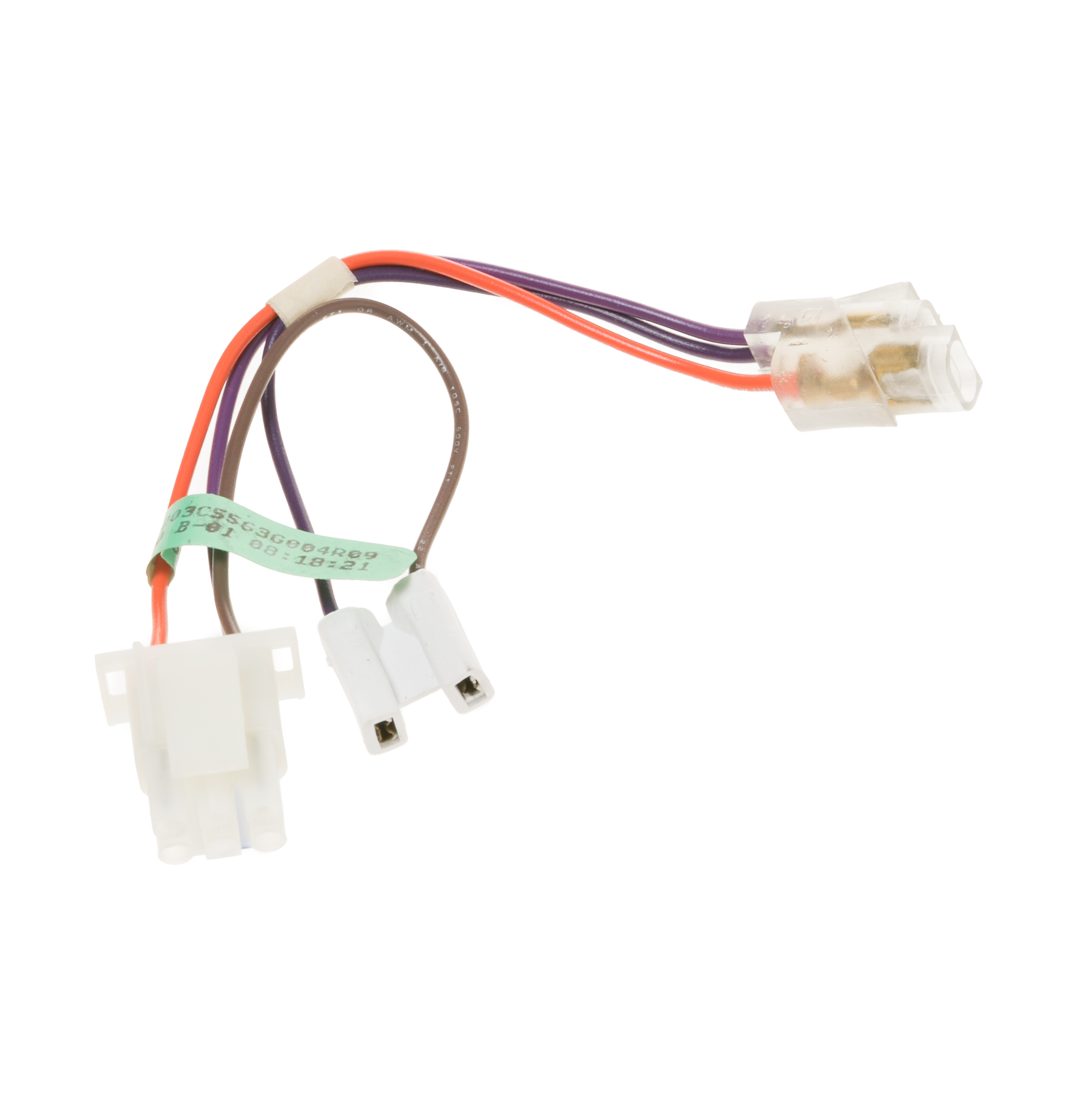 Ge Gsh22kgmdbb Light And Switch Wire Harness