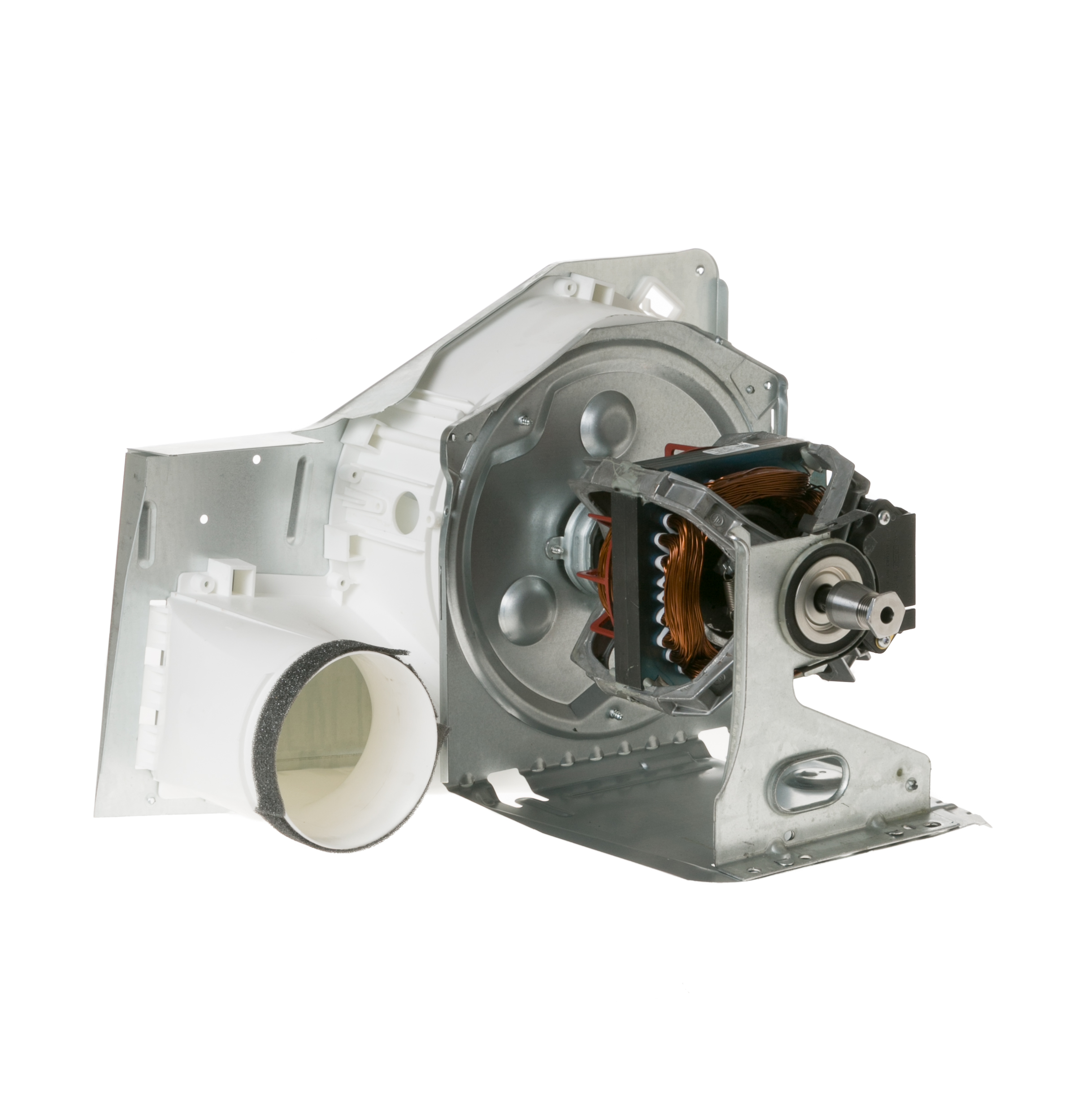 GE GTD65EBSJ0WS Motor And Blower Assembly