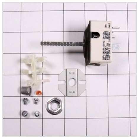 Ge Zet737wa3ww Oven Temperature Sensor Kit Genuine Oem - Www