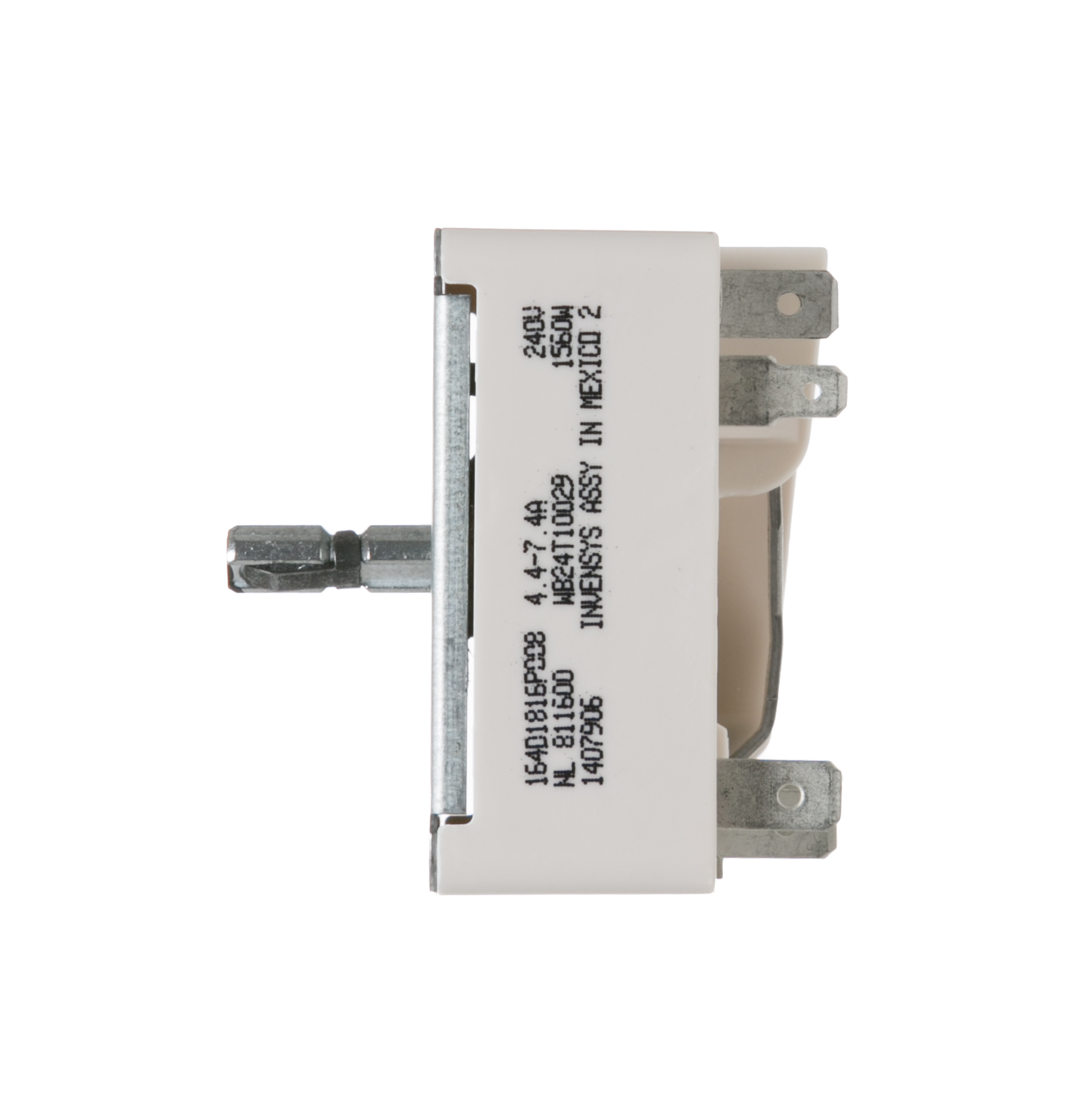 Kenmore 911 95587991 Surface Burner Switch