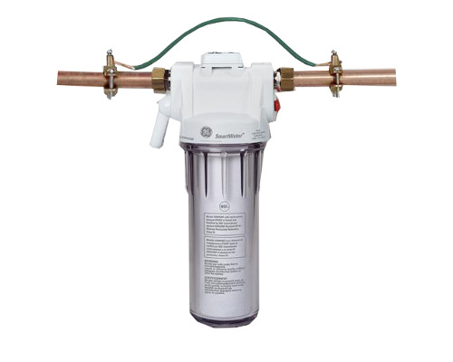 GE GXWH20S Standard Flow Whole Home Filtration System