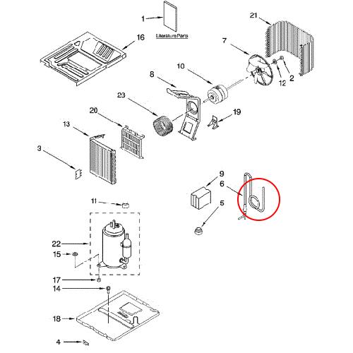 whirlpool part  8215353 power cord  oem