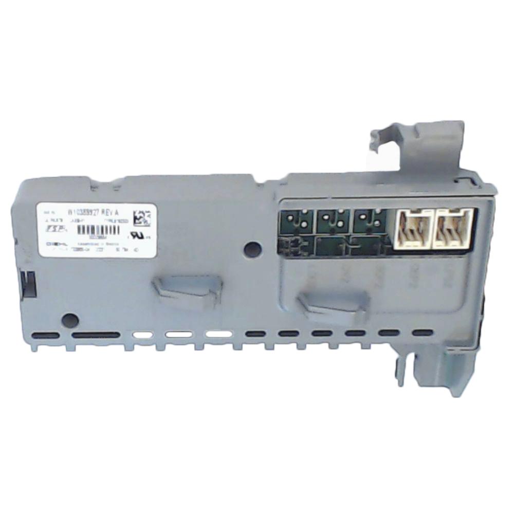 Whirlpool Part# WPW10515033 Control Panel Endcap (OEM