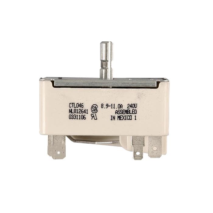 Ge Leb327gt2ww Burner Infinite Control Switch 2350w