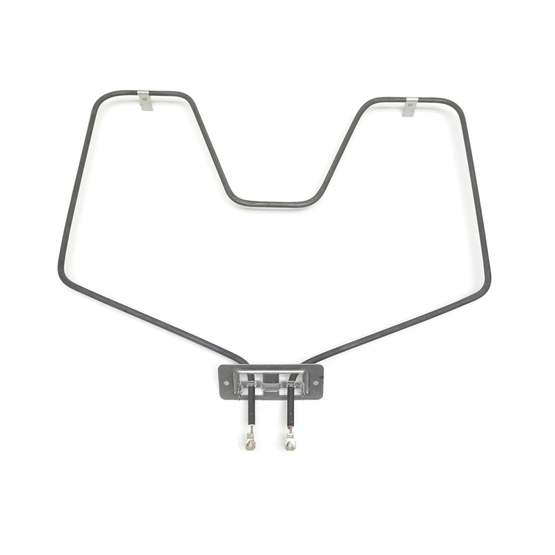 Hotpoint Rb536xn3 Burner Trim Ring 6 In Chrome Genuine Oem