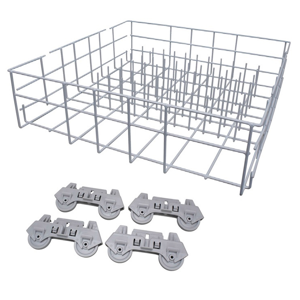 Kenmore 6651578582 Complete Lower Dishrack Assembly  w