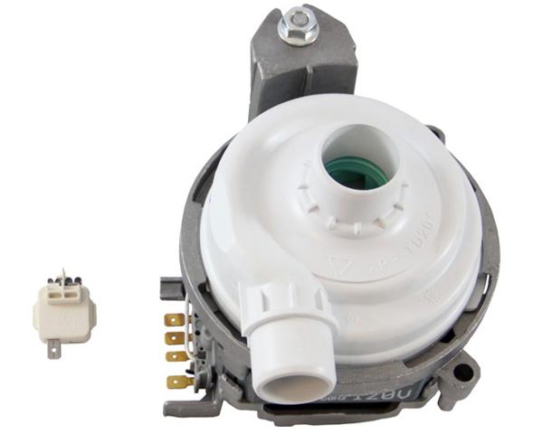 Bosch Shx56b05uc 14 Circulation Pump Repair Kit Genuine Oem