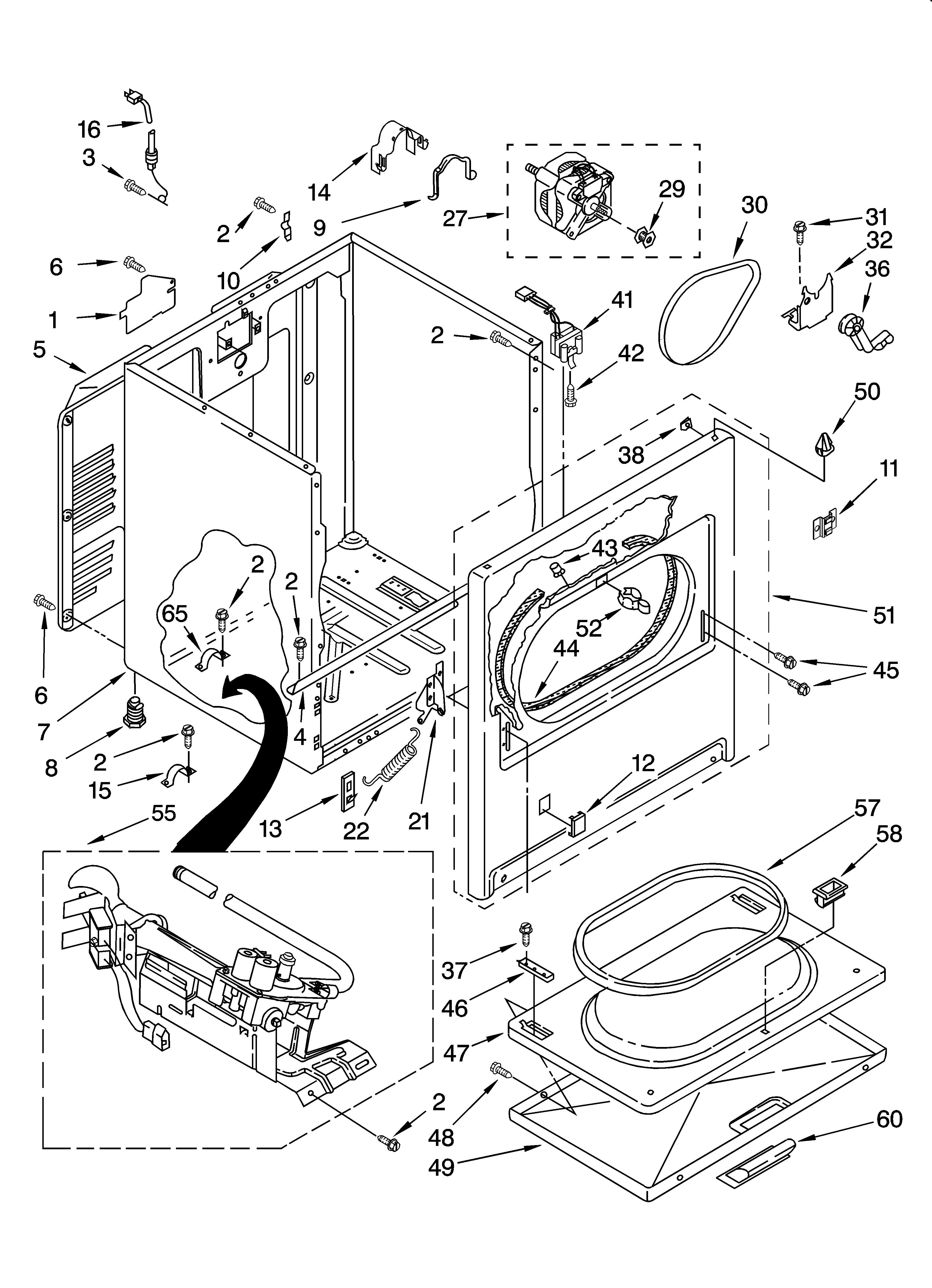 Wiring Diagram For Kenmore Dryer Model 110 77622600 Free Download Drum Belt Genuine Oem