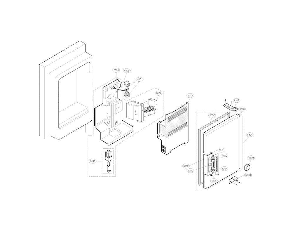 Ice Maker Sensor