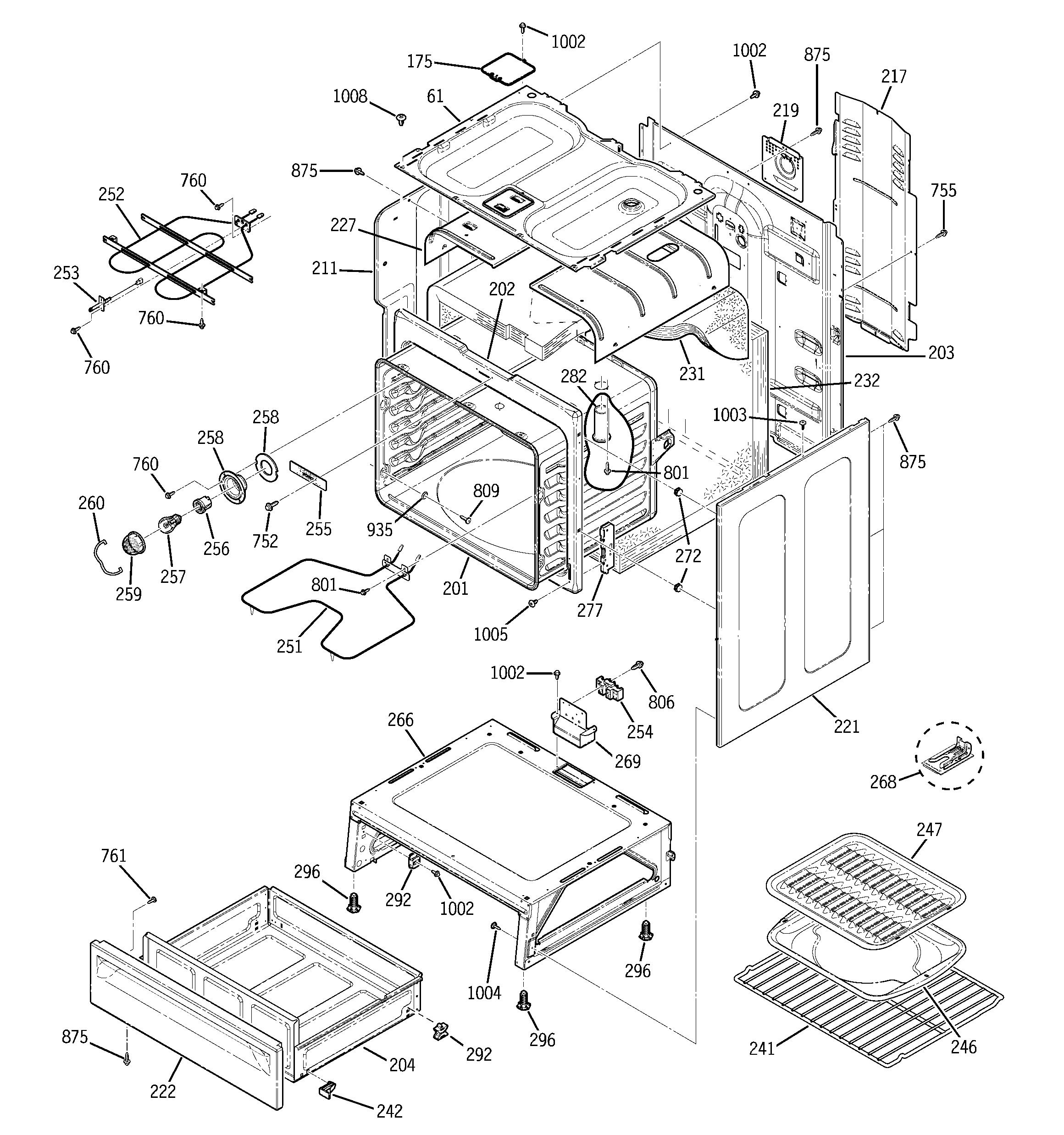 Kenmore 911 95499301 Oven Temperature Sensor Assembly