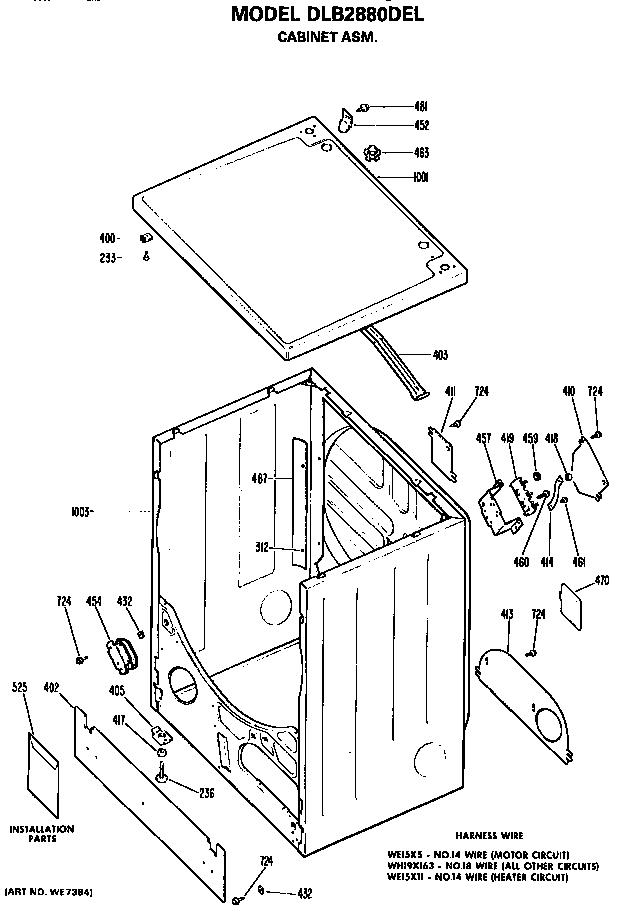 hotpoint dlb2880del leveling leg-screw  gray