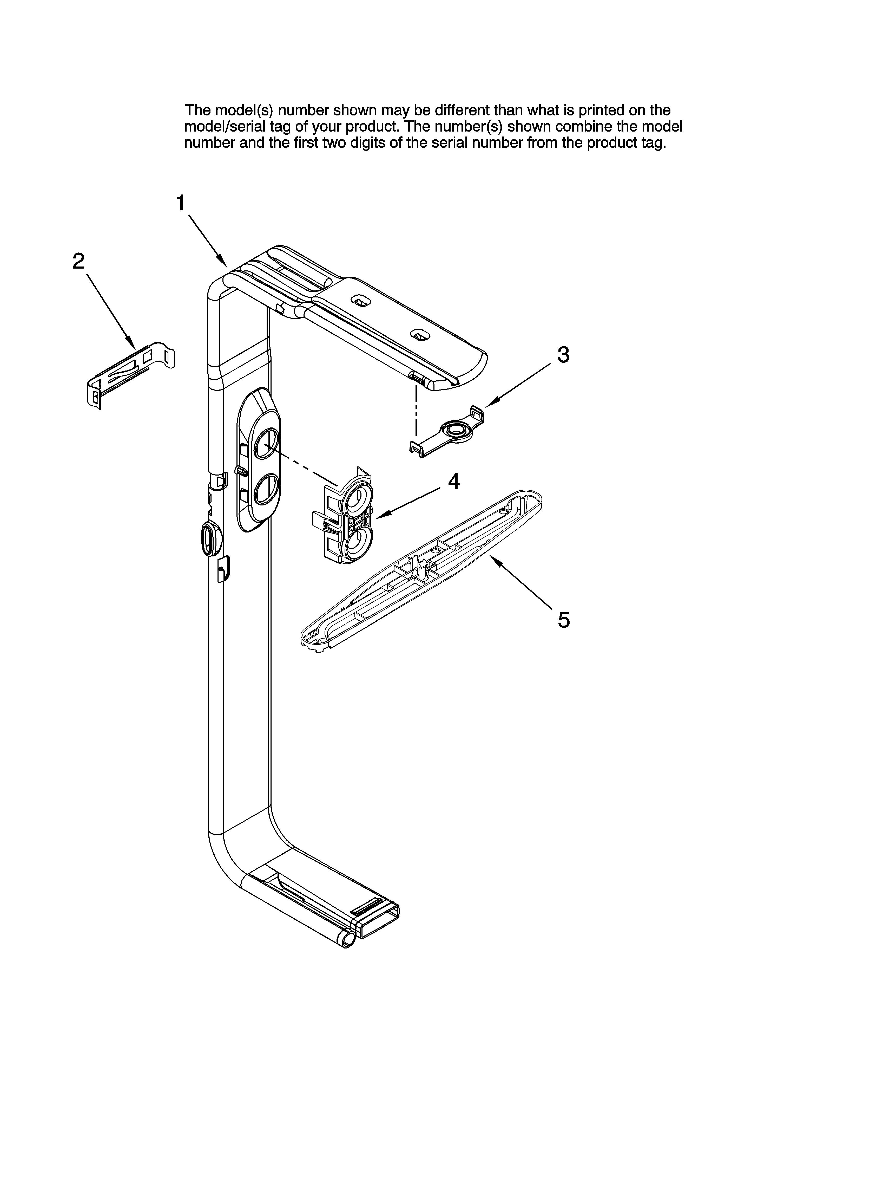 Jenn-air Jdb1105aws1 Manifold Docking Station