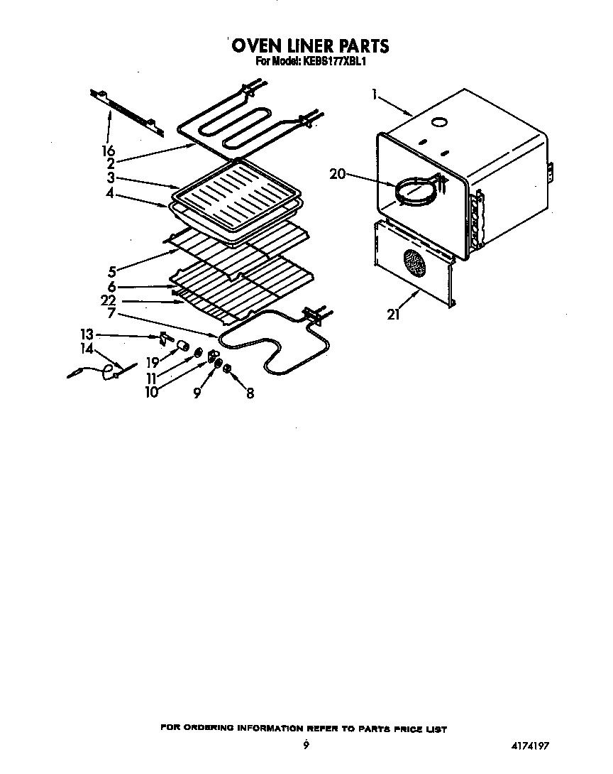 Kitchenaid Kebs177xwh1 Oven Wire Roasting Rack