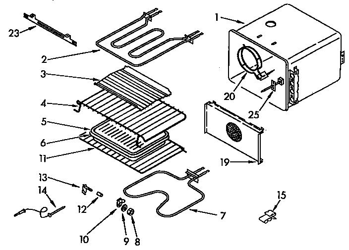 Kitchenaid Kebs207ybl1 Oven Wire Roasting Rack