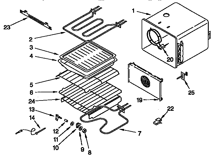 Kitchenaid Kebs277yal3 Oven Wire Roasting Rack