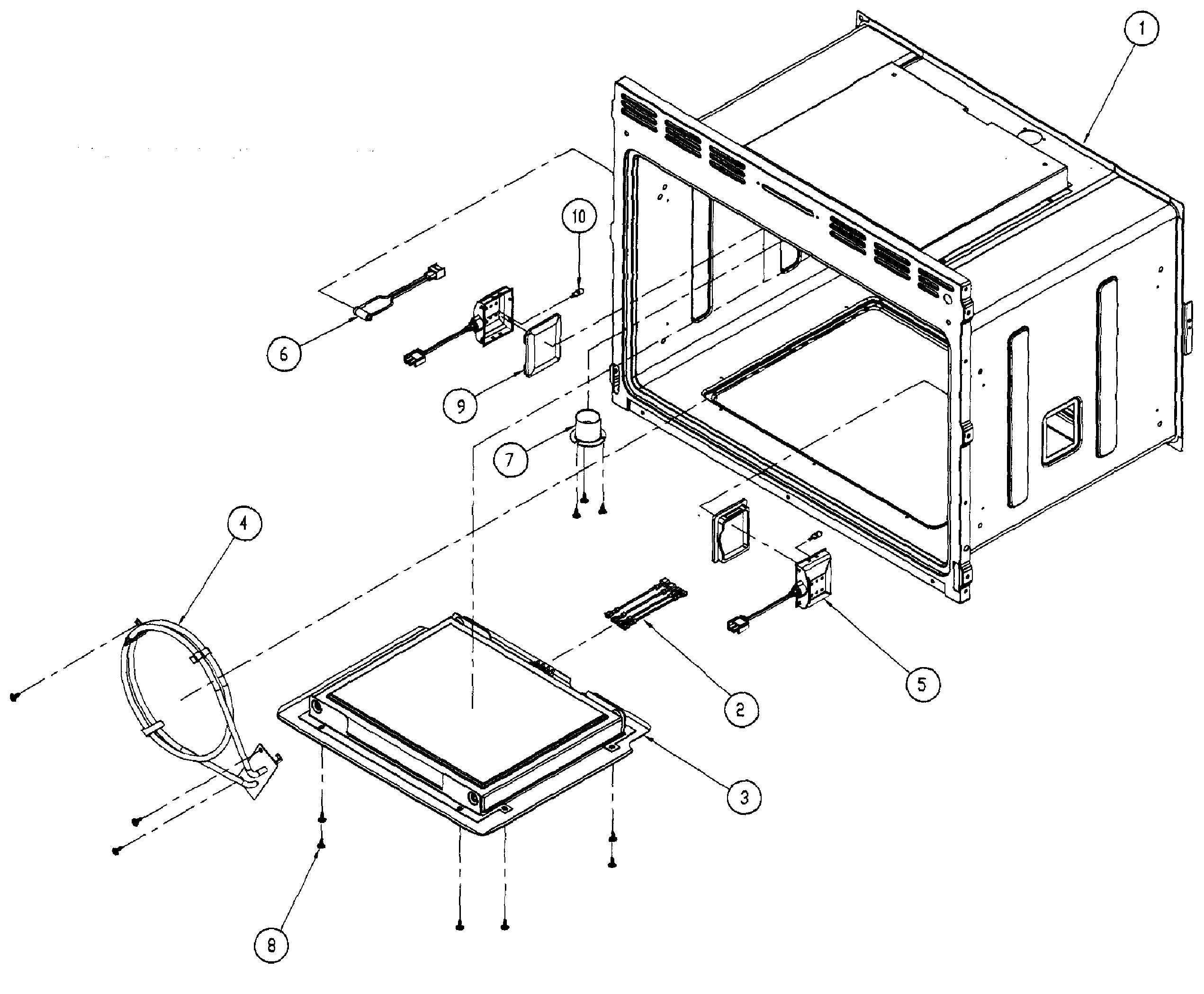 Dacor Po230ag Socket And Probe Kit