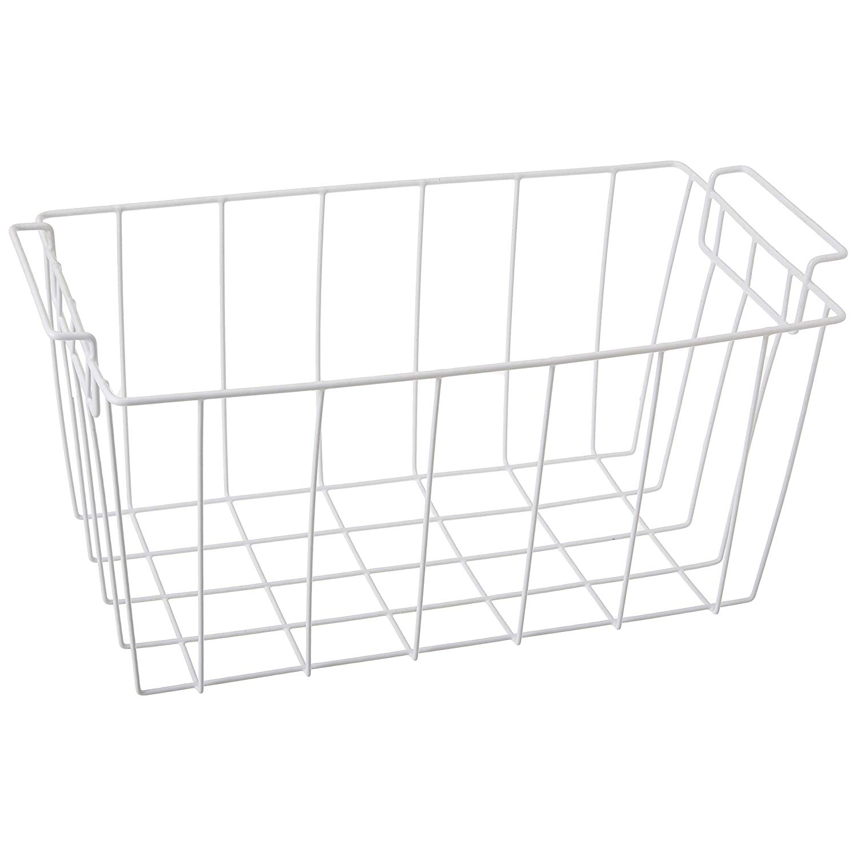Frigidaire Fffc07m2kw Wire Deep Freezer Basket  White