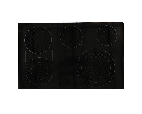 Ge Ps950sf1ss Main Glass Cooktop Replacement Black