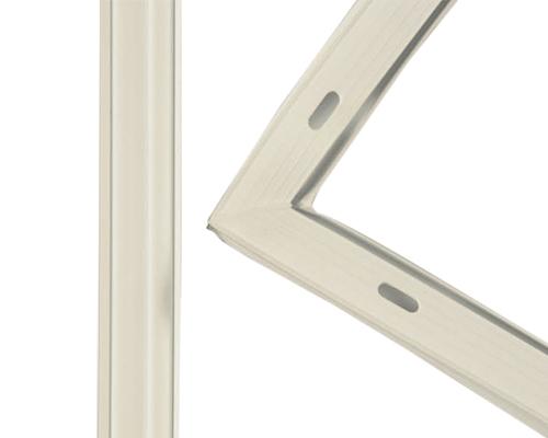 Kenmore 253 19501990 Freezer Door Seal Gasket White