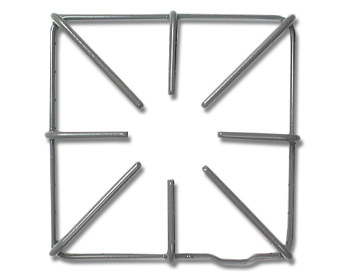 Kenmore 362 75585891 Burner Grate Gray Genuine Oem