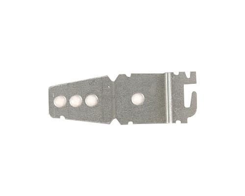 Kenmore 665 17574201 Kickplate Toe Panel White Genuine Oem