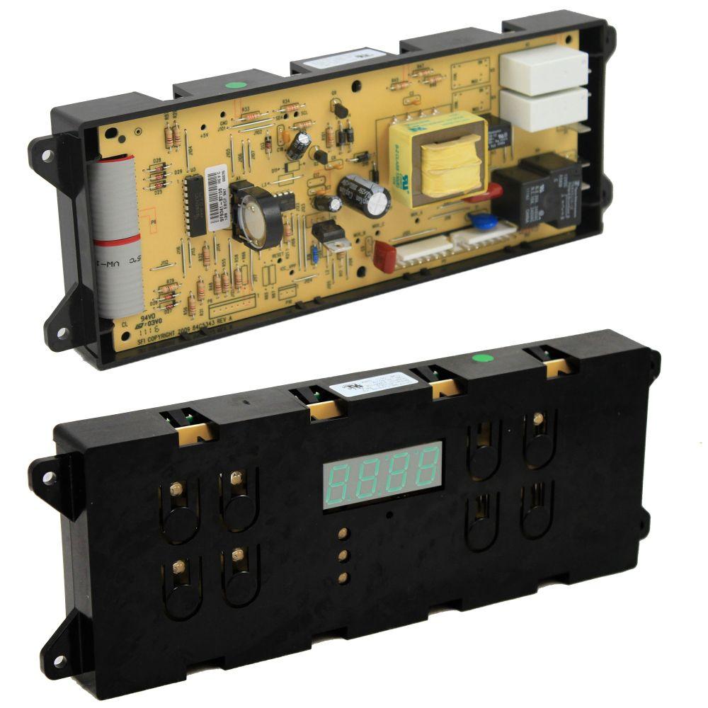 Kenmore 790 94113403 Oven Door Panel  Stainless