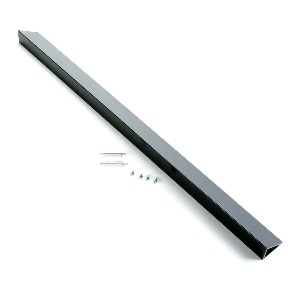 Kitchenaid Kess907sss02 Rear Gap Filler Piece Kit Black