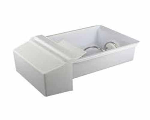 Kitchenaid Ksrs27qdwh02 Replacement Ice Maker Genuine Oem
