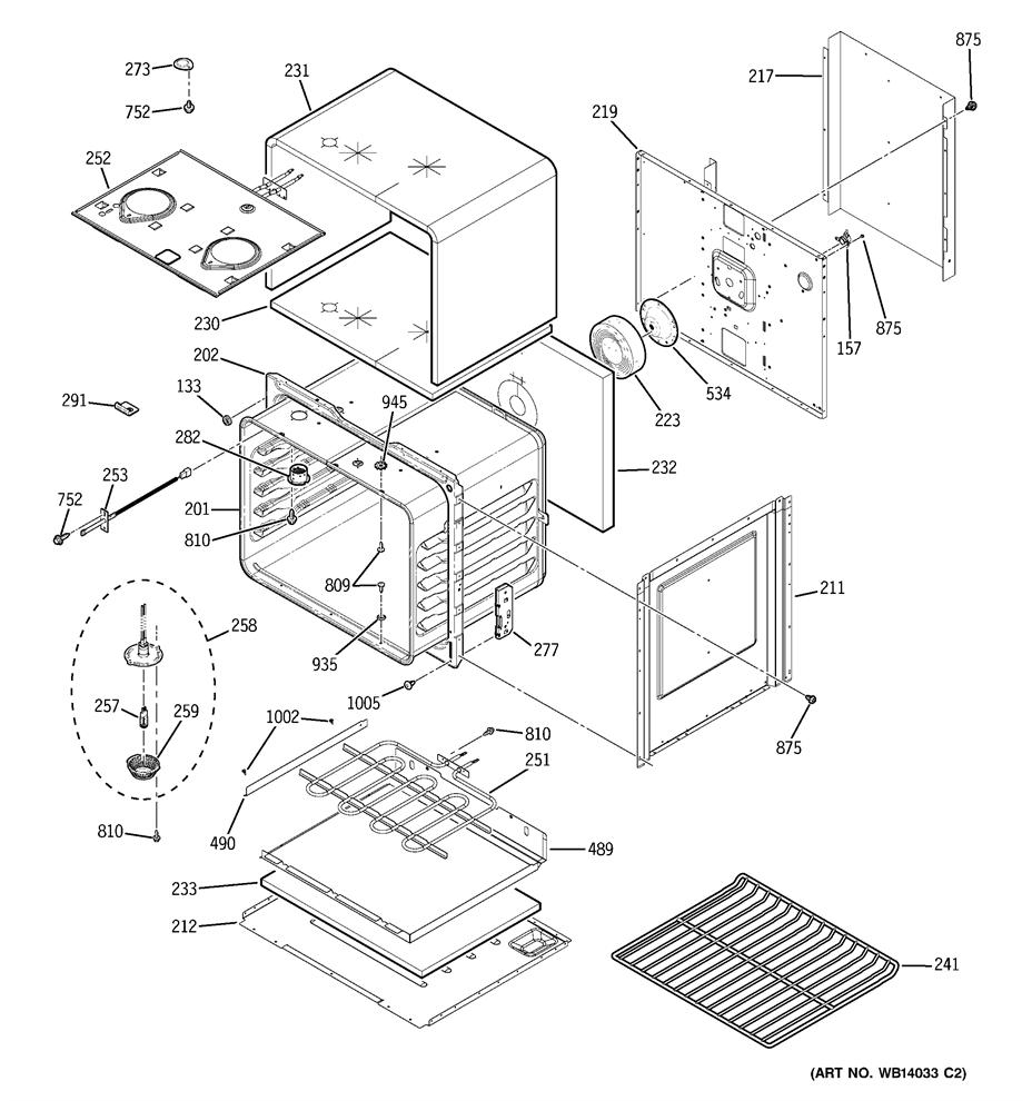 Ge Jtp35sm1ss Oven Rack