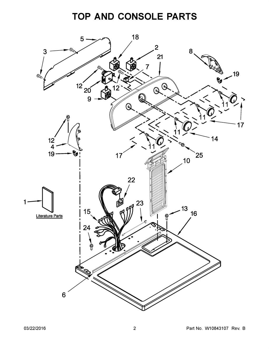 Whirlpool Ywed4915ew1 Ice Maker  Complete Kit