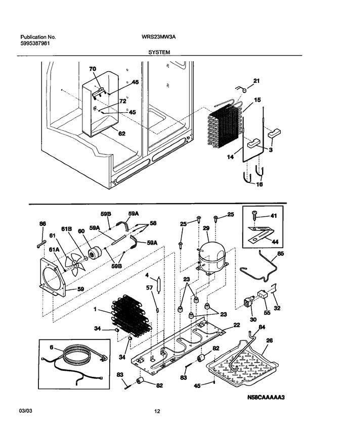 Westinghouse Fridge Wiring Diagram