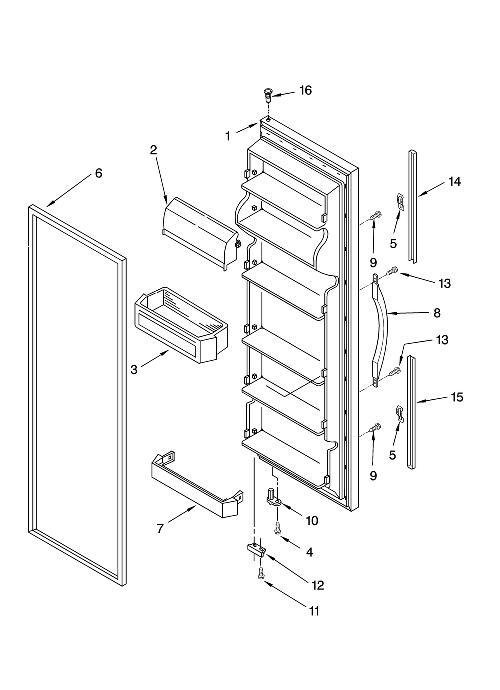 Ice Chute Kenmore Refrigerator Wiring Diagram. Kenmore Refrigerator on