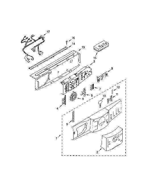 Wdf111pabb 4 Wiring Harness