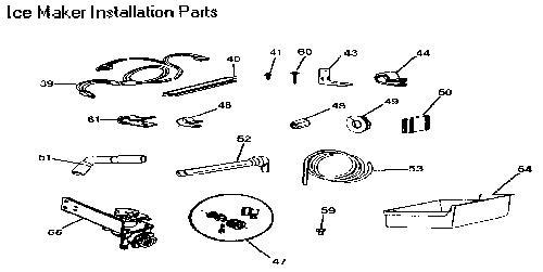🏆 diagram in pictures database kenmore refrigerator model