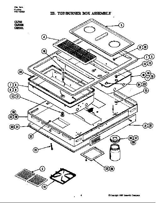 Diagram Parts For Jenn