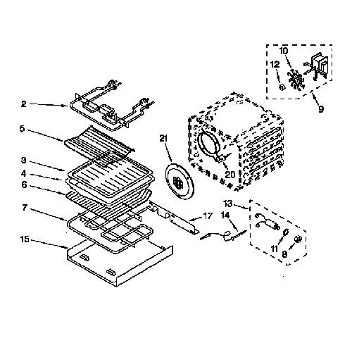 Kitchenaid Kebs277dbl3 Oven Wire Roasting Rack