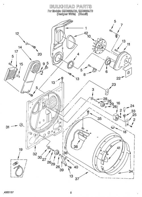 Diagram  Wiring Diagram For Whirlpool Dryer Heating
