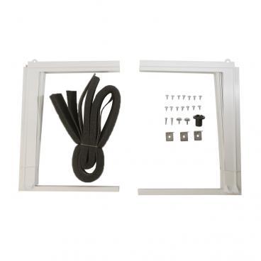 Lg Wghd5000 Window Installation Side Curtain Kit Genuine Oem