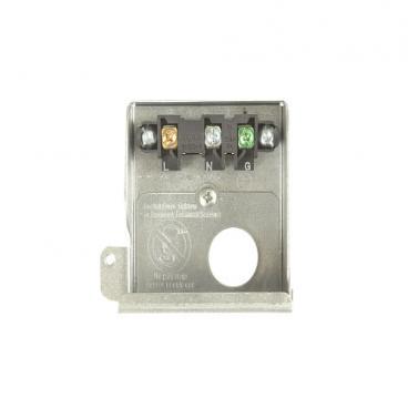 Bosch Shx3ar55uc 12 Inner Door Panel Stainless Genuine Oem
