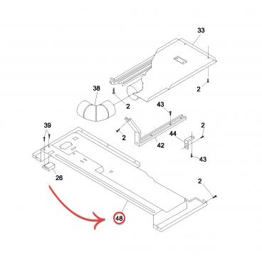 Frigidaire Gleh1642ds1 Washer Shipping Support Kit