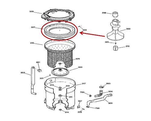 on ge washer wcxr1070taww wiring diagram