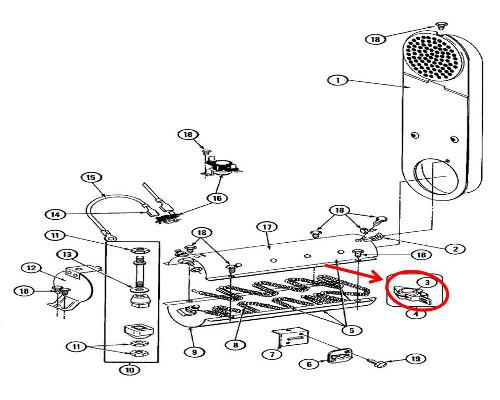 Whirlpool Part  Wpy313270 Insulator  Oem