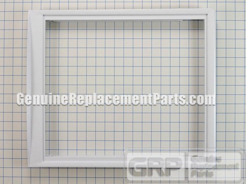 Frigidaire 240372408 Refrigerator Shelf Frame without Glass ...