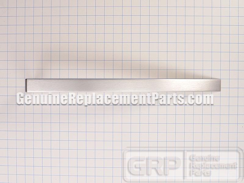 Whirlpool Part W10806512 Handle Stainless Steel Oem