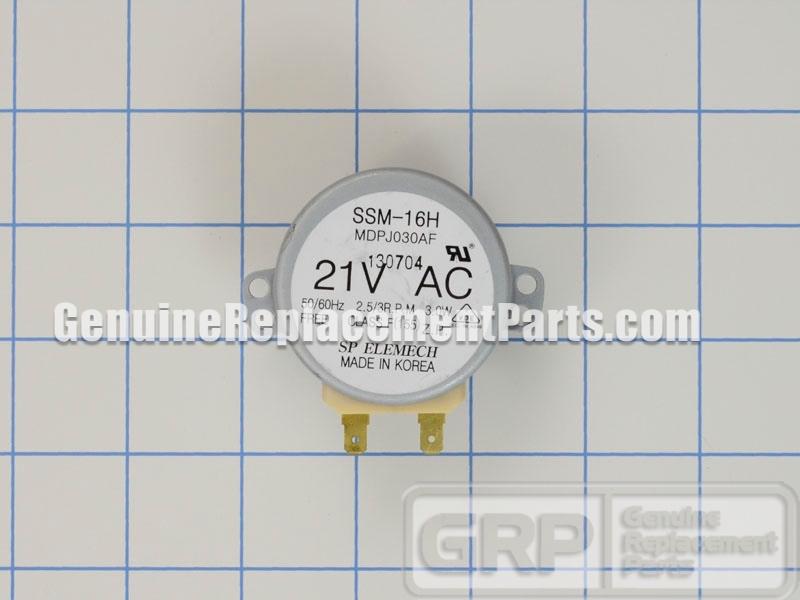 Ge Part Wb26x10038 Microwave Motor Oem