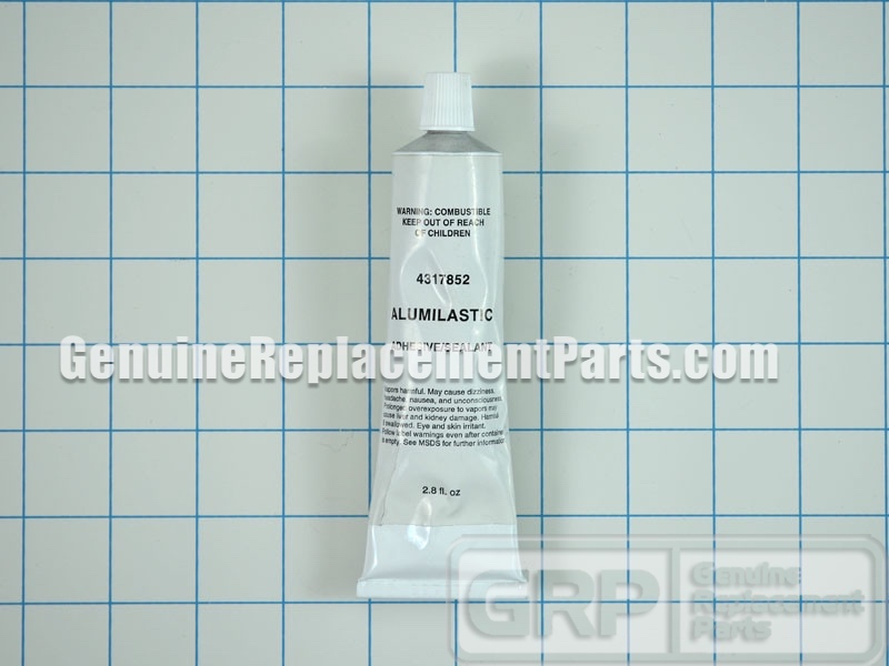 Roper Rs20ekxew00 Alumilastic Adhesive Cement For